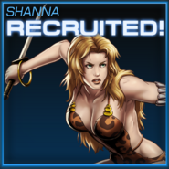 Shanna Recruited