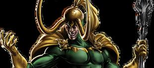 Loki Dialogue