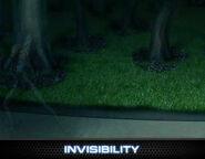 Invisible Woman Passive Ability