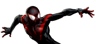 Ultimate Spider-Man Dialogue 1