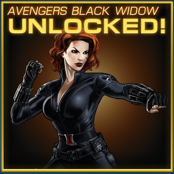 Black Widow Rule 34