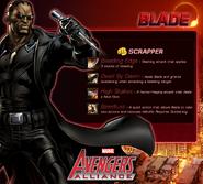 Blade Teaser