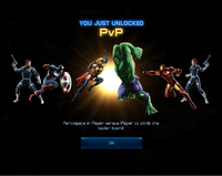 PvP Unlocked