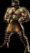 Hercules Right Portrait Art
