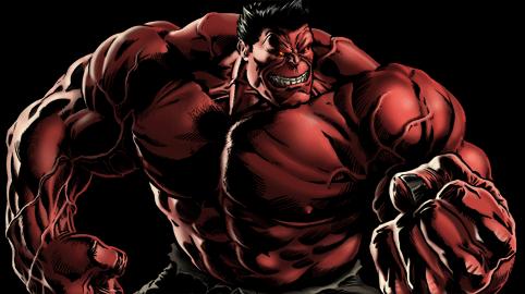 Red Hulk Banner