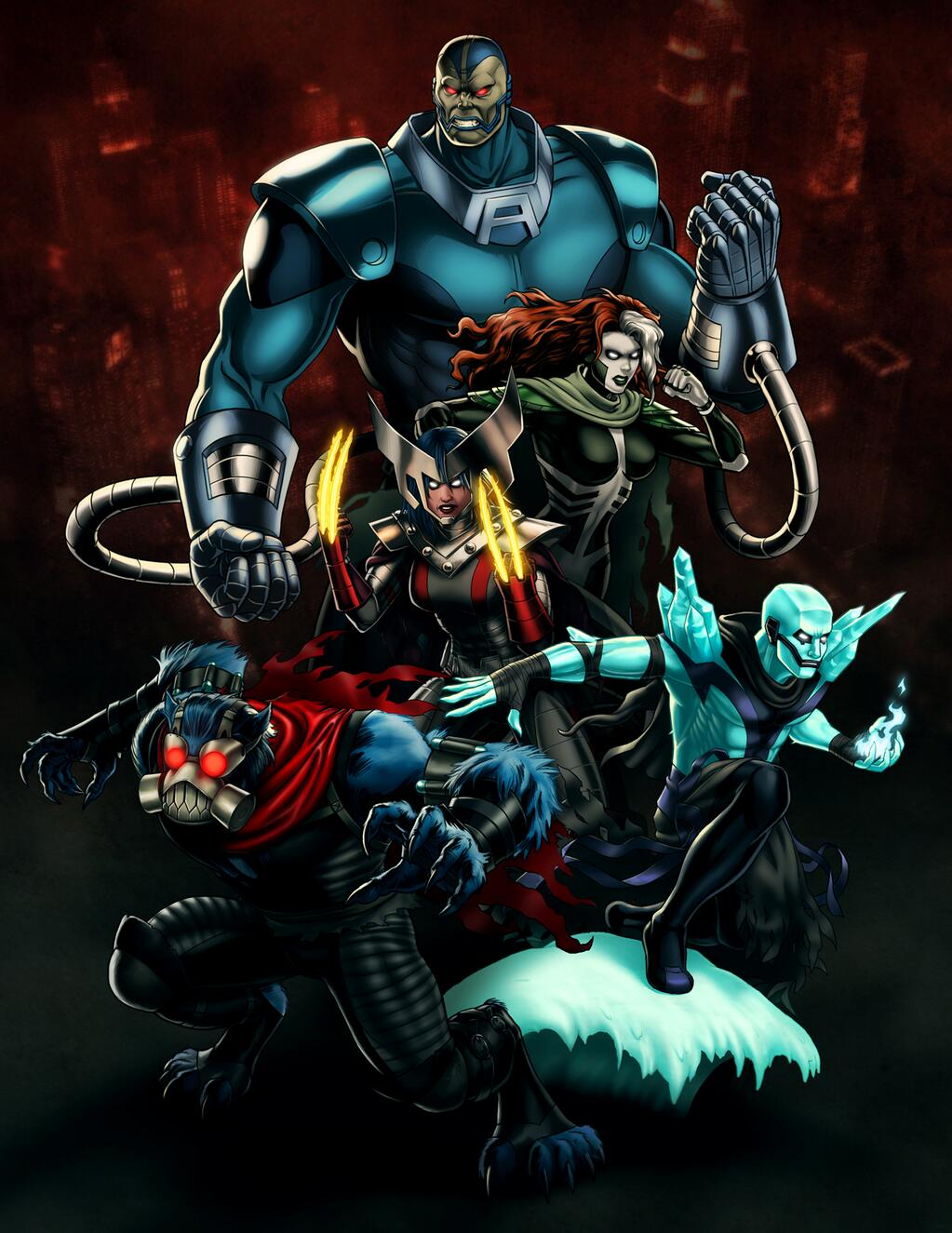 Horsemen of Apocalypse | Marvel: Avengers Alliance Wiki