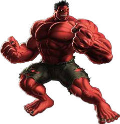 Red Hulk-Modern