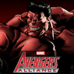 Red Hulk Defeated
