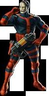Hellfire-Kommandant