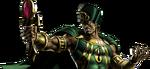 Living Pharaoh Dialog