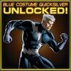 Quicksilver Blue Costume Unlocked