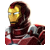 Iron Man-B Icon