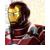 Iron Man-B Icon