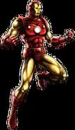 Iron Man-Mk V Armor