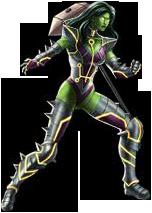 She-Hulk-Skirn