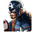 Captain America 2 Icon