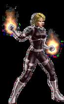 Agent-Female 12 Blaster