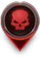 High Threat Map Icon