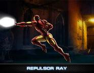 Iron Man Level 1 Ability