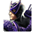 Dark Hawkeye Icon