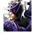 Dark Hawkeye Icon