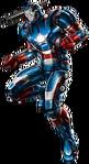 Iron Patriot Rüstung