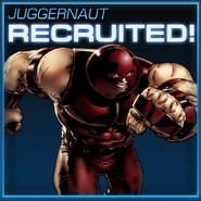 Juggernaut Recruited