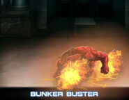 Red Hulk Level 2 Ability