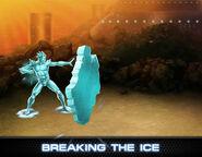 Iceman Level 9 Ability