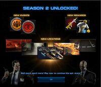 Season 2 Unlocked