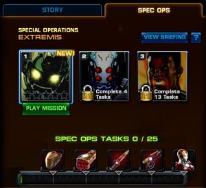 Spec Ops Unlock Step 2