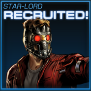 Star-Lord Recruited