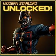 Modern Star-Lord Unlocked