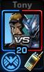 Group Boss Versus Hybrid (Bruiser)