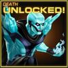 Iceman Horseman of Death Unlocked