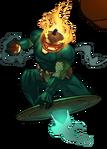 Jack O'Lantern Marvel XP