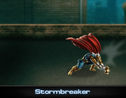 Beta Ray Bill Level 1 Ability