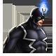 Rayo Negro icono