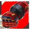 Blitz-Handschuh
