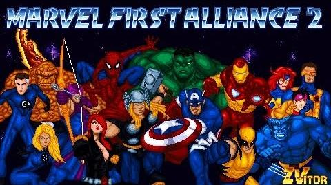 Marvel First Alliance 2