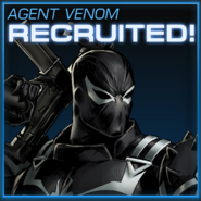 Agent Venom Recruited