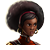 Misty Knight Icon 1