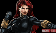 Black Widow (Version 1) Dialogue