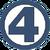 Die Fantastischen Vier Logo