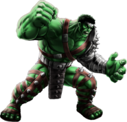 Hulk-World War-iOS