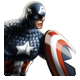 Captain America Icon Large 1