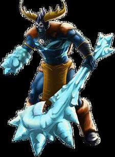 Jötunen-Eisformer