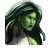 Datei:She-Hulk Icon 1.png