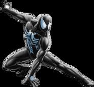 Spider-Man-Black Suit-iOS