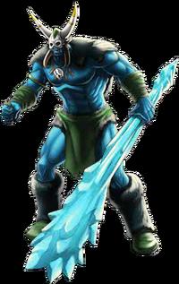 Jötunen-Eiswerker